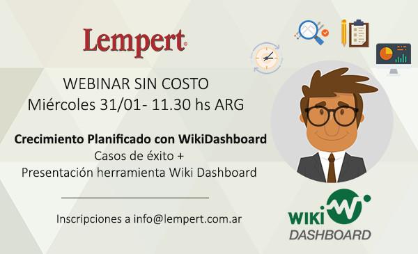 webinar BI + BSC = WikiDashboard