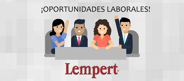 OPORTUNIDADES LABORALES LEMPERT